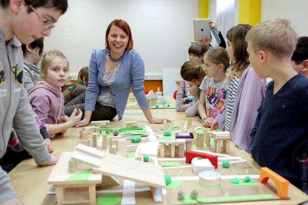 Обучение детей архитектуре и дизайну Обучение художественному искусству, дизайну